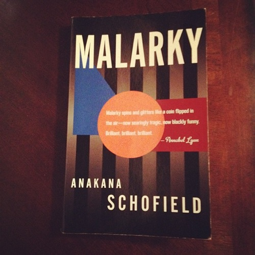 Book Review  Malarky